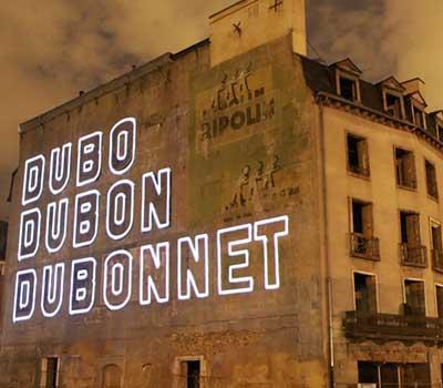 Hommage à Dubon Dubonnet